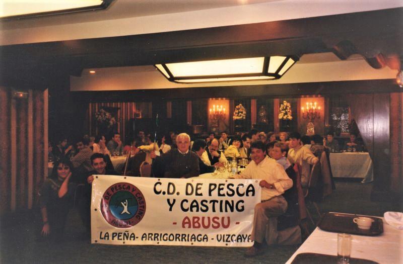 Entrega de Galardones Abusu 1999