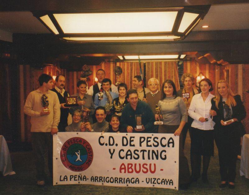 Galardones Abusu 1999