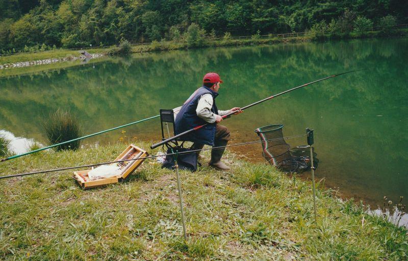 Pesca Cprinidos 1999