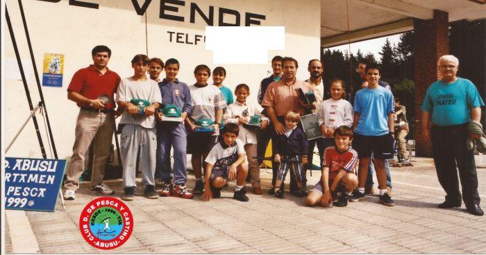 Primer Certamen Casting Abusu Trofeos 1999