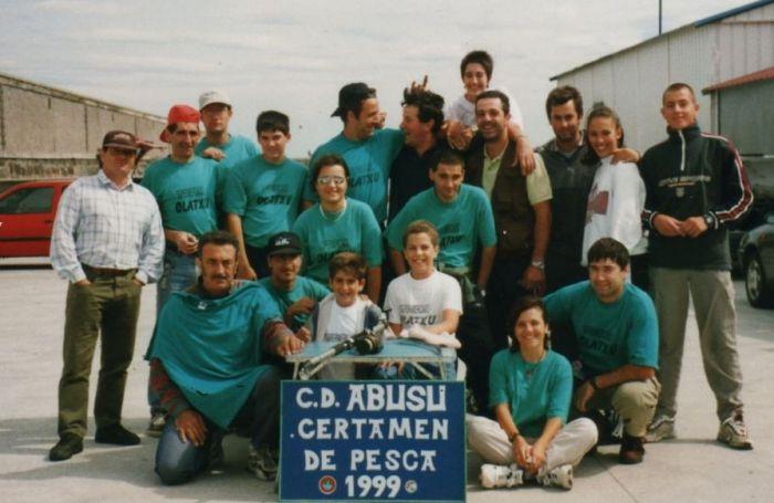 Primer Certamen Mar Corcho C.D. Abusu 1999