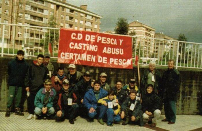 Primer Certamen de Ciprinidos C.D.Abusu 1999