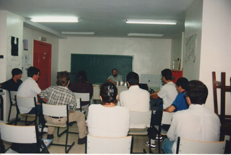 Primeras Jornadas de Pesca Abusu 1999