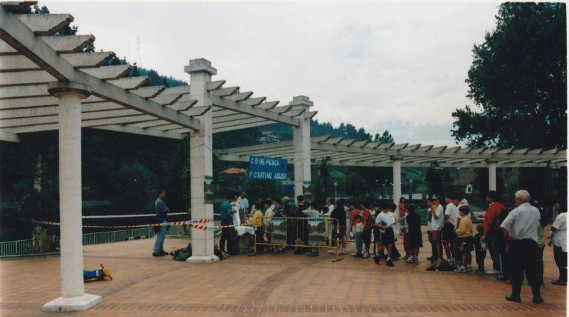 Sede Erreka Eguna C.D. Abusu en Arrigorriaga 1999