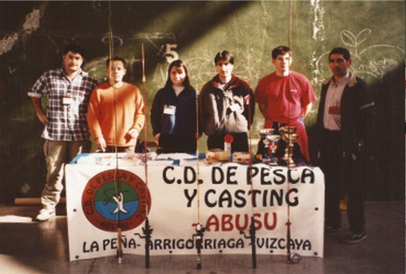 CERTAMEN CASTING ABUSU 2000