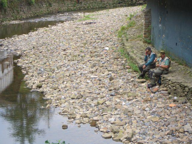 Certamen de salmonidos mosca Abusu 2008