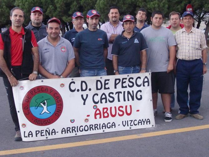 Certamen mar corcho participantes 2012