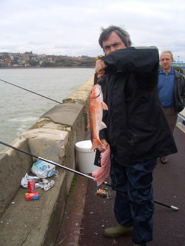 Certamen pesca mar Abusu