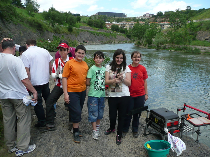 Escuela de Pesca Abusu T 2011
