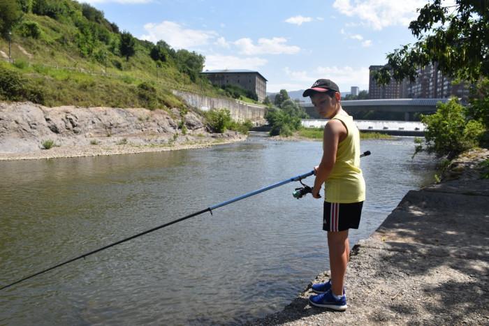 Escuela pesca 2017