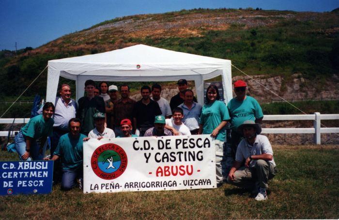 FESTIVAL DE LA CARPA 2000