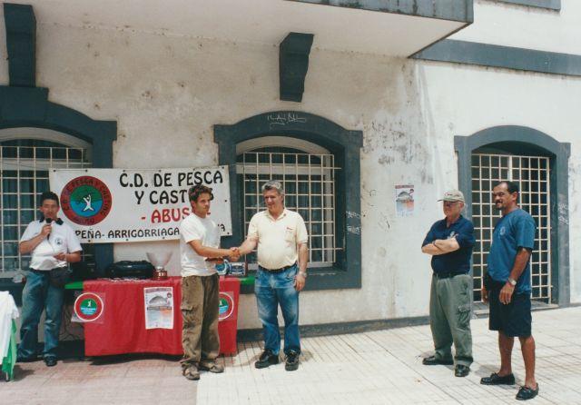 FESTIVAL DE LA CARPA 2004