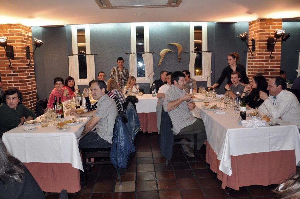 Galardone Federacion Bizkaia2012