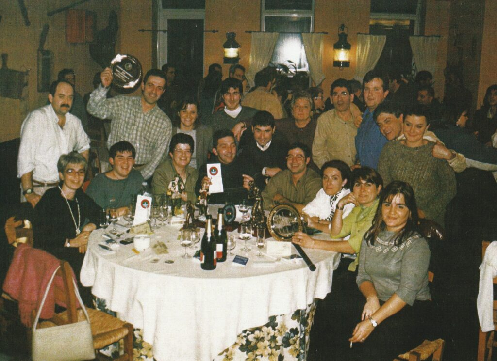 Galardones Federacion Bizkaia 2002