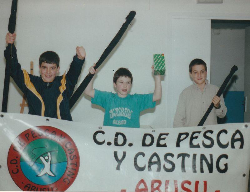 JORNADAS TROFEOS 2002