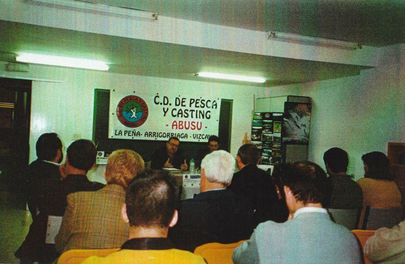 Jornadas de Pesca Abusu 2002