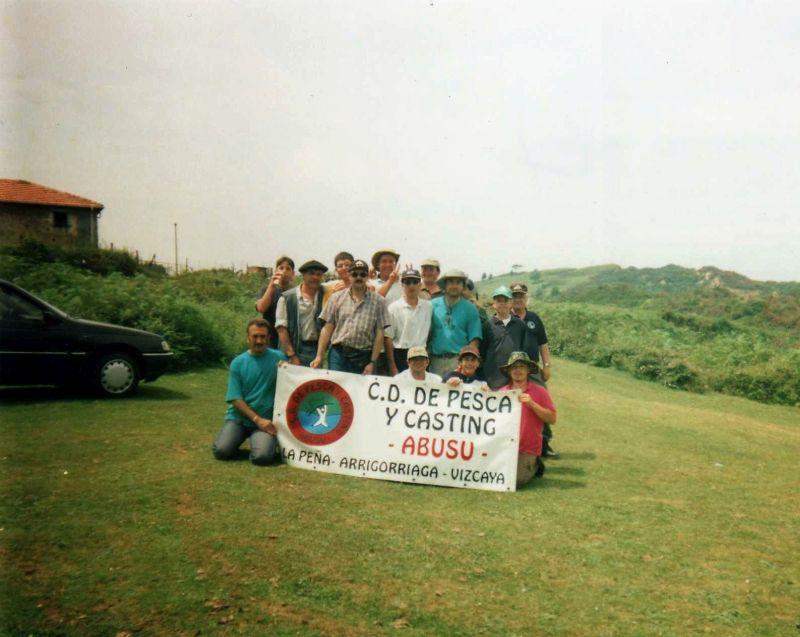 Participantes C. ciprinidos Abusu 2000