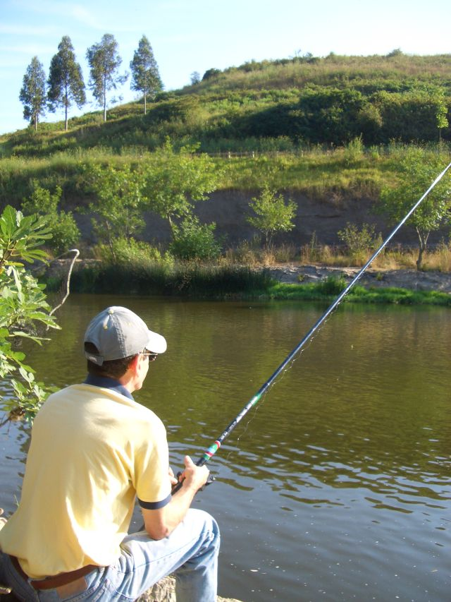 Pesca Comida Carpa 2007J