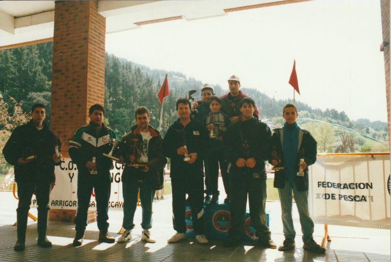 TROFEO ARRIGORRIAGA 2001