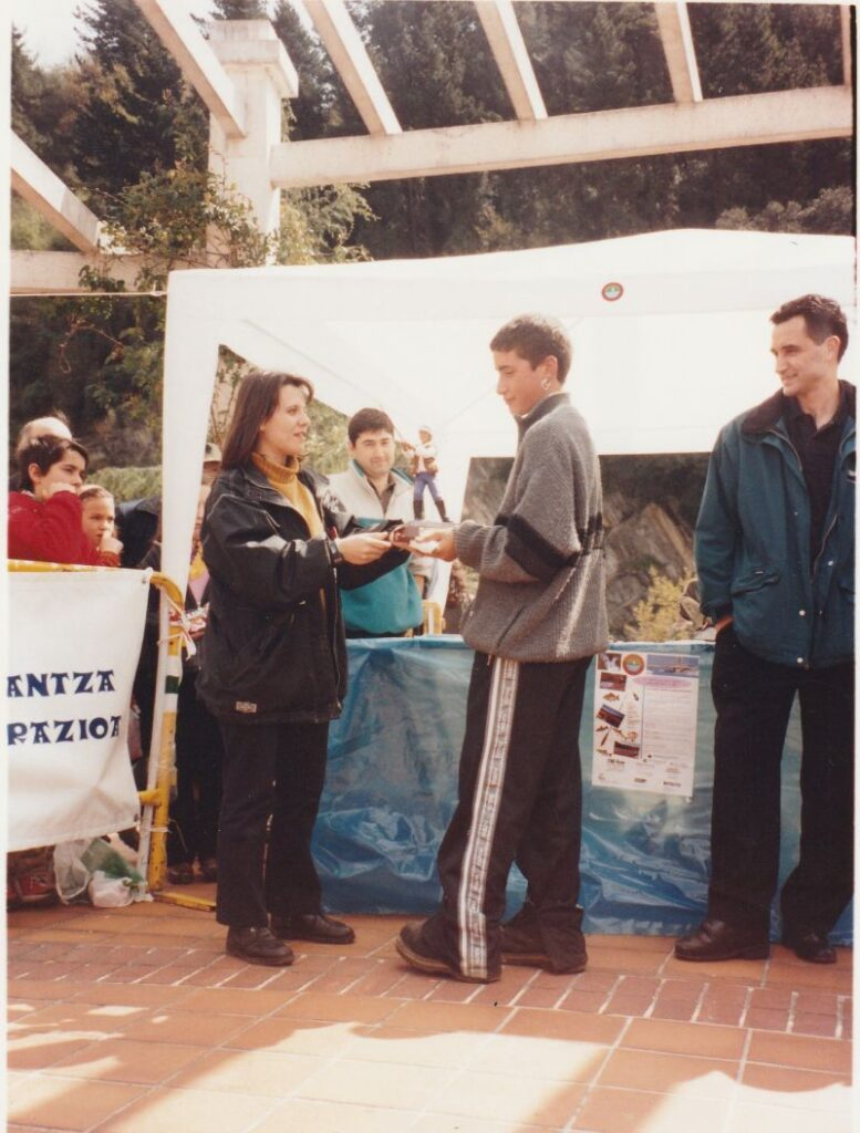 Trofeo Arrigorriaga Abusu 2000
