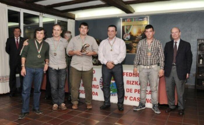 Trofeos Federacion Bizkaia 2012
