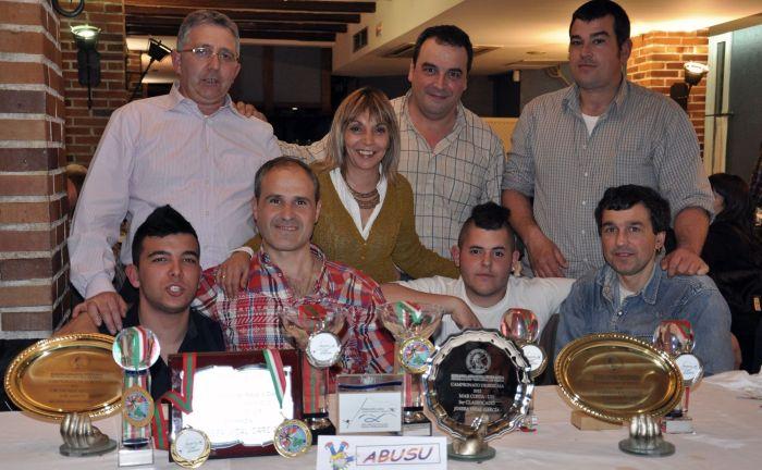 Trofeos Federacion Bizkaia 2013