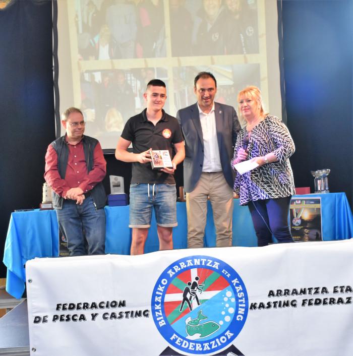 Trofeos Federacion Bizkaia 2018J