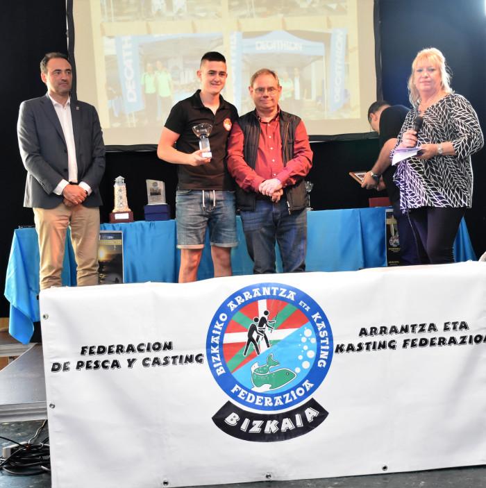 Trofeos Federacion Bizkaia 2018w
