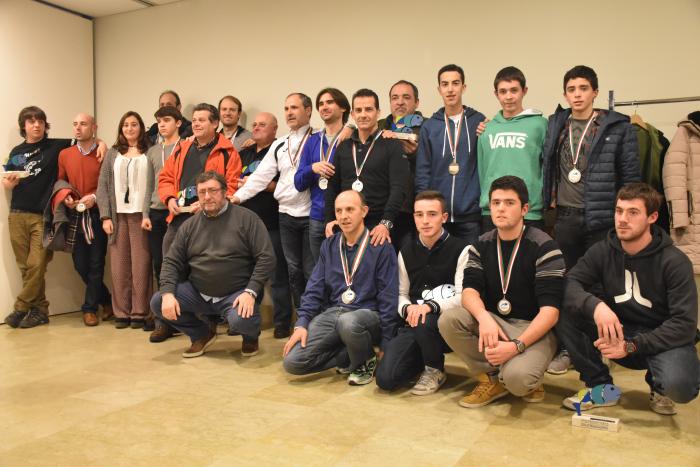 Trofeos Federacion Vasca 2016