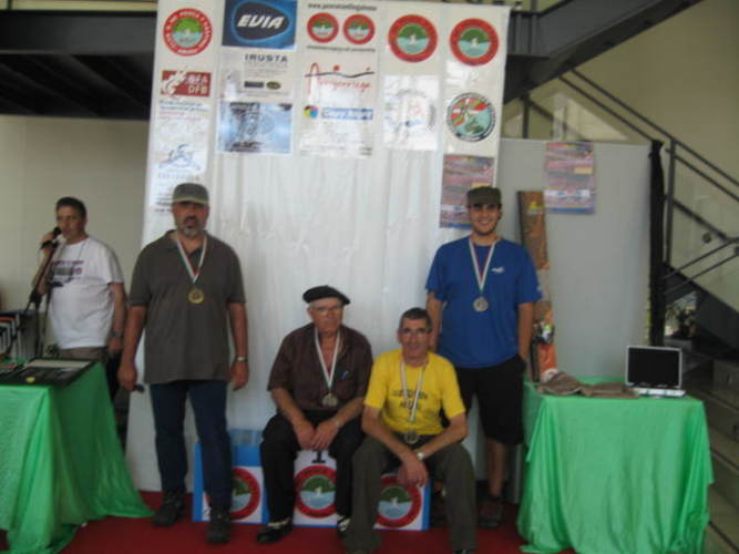 Trofeos Open F. Carpa 2011