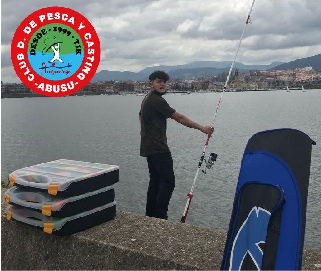 Campeon de Bizkaia de Rockfishing 2021